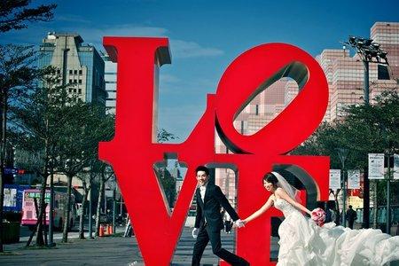 101頂鮮婚禮