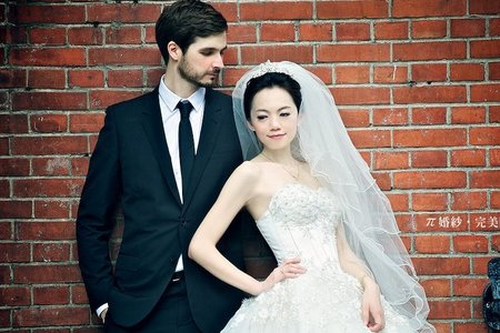 lumi &喬哥 圓山婚禮