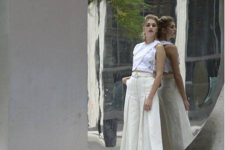 紐約時尚造型街拍