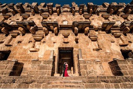 土耳其海外婚紗
