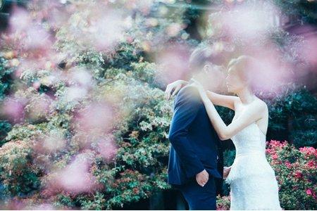 日本穿越海外婚紗