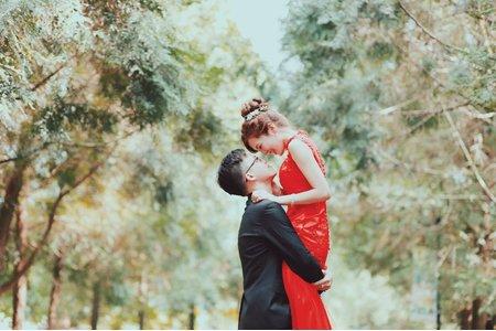 泰雅度假村皇宮飯店訂婚儀式