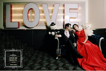 羅伊婚禮紀錄平面攝影