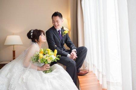 尊爵飯店婚禮紀錄