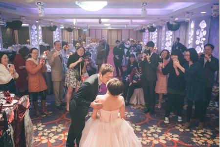 富基采儷婚宴會館 / 亞倫攝影