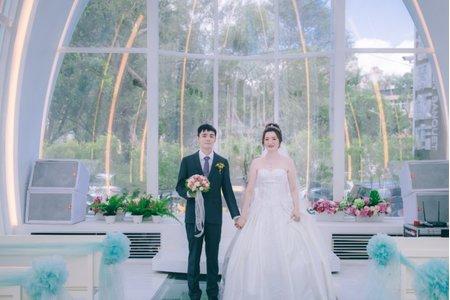 星靓點花園飯店 / 亞倫婚禮攝影