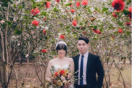 自助婚紗 / 亞倫攝影工作室