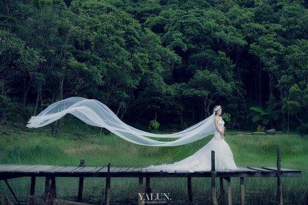 亞倫婚紗攝影 - 自助婚紗/經典包套
