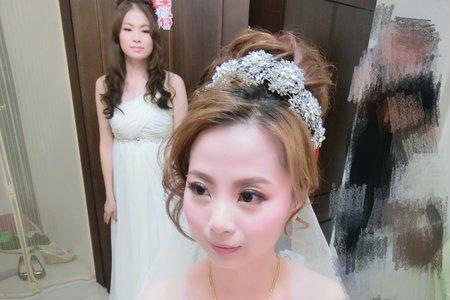 華麗美鑽婚紗