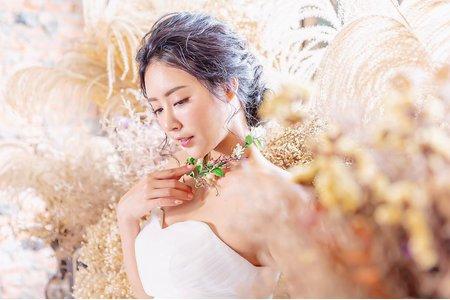 新娘秘書造型 髮型設計