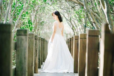 樹林海灘婚紗
