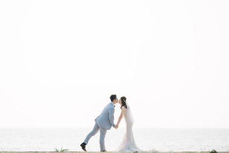 高雄西子灣沙灘會館婚禮