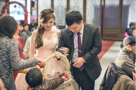 思允&倩如「華港城婚宴會館」