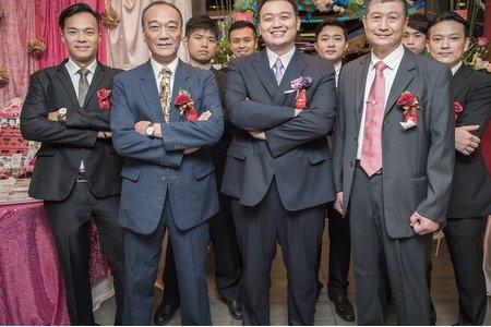 佩茹&偉傑「 內湖臻愛婚宴會館 宴客」