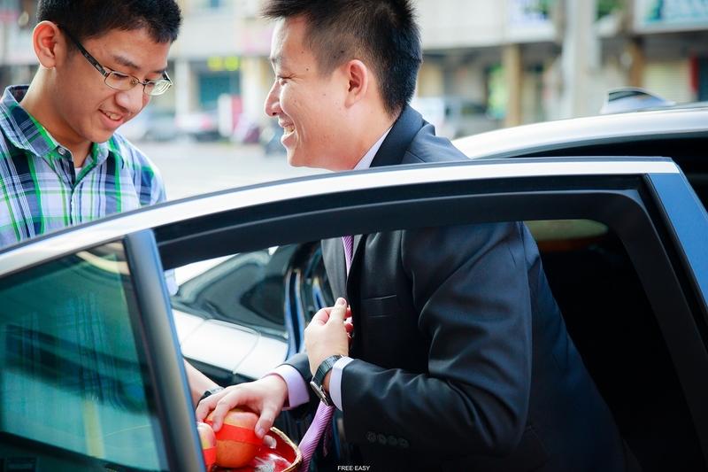 幸福通通兒  (台南婚禮記錄)(編號:155772) - 自由自在 - 結婚吧一站式婚禮服務平台