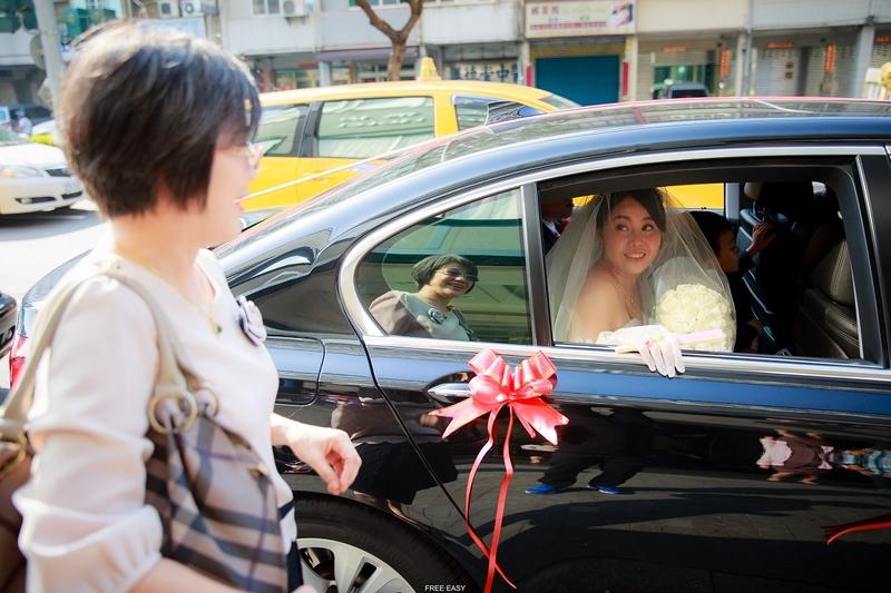 幸福通通兒  (台南婚禮記錄)(編號:155790) - 自由自在 - 結婚吧