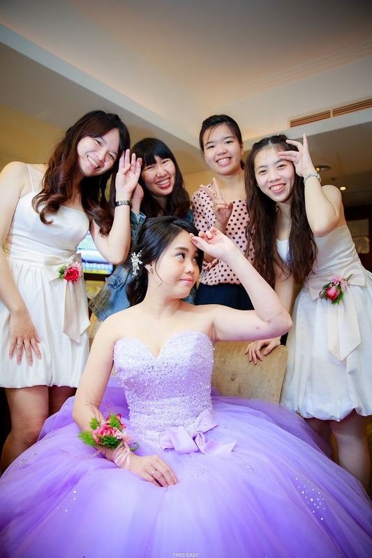 幸福通通兒  (台南婚禮記錄)(編號:155802) - 自由自在 - 結婚吧