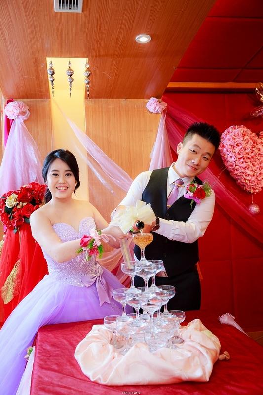 幸福通通兒  (台南婚禮記錄)(編號:155805) - 自由自在 - 結婚吧