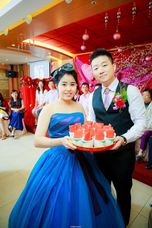 幸福通通兒  (台南婚禮記錄)(編號:155814) - 自由自在 - 結婚吧