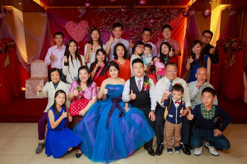 幸福通通兒  (台南婚禮記錄)(編號:155815) - 自由自在 - 結婚吧一站式婚禮服務平台