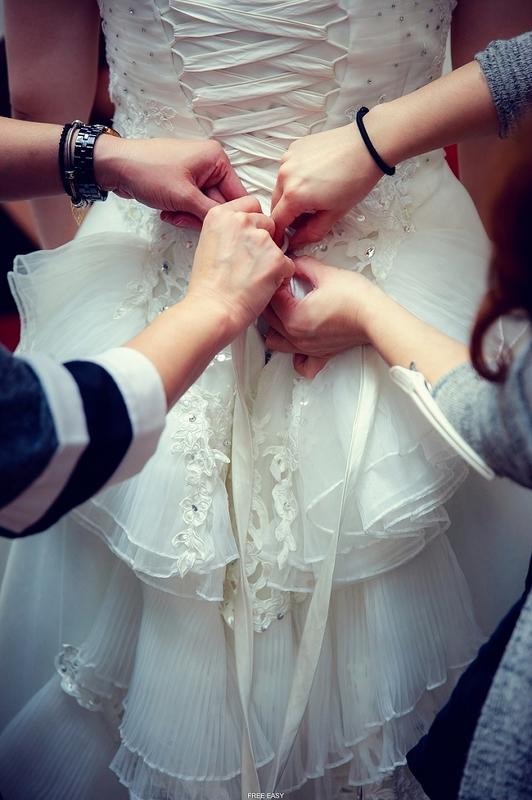 這幸福的開始 (台南婚禮記錄)(編號:155894) - 自由自在 - 結婚吧