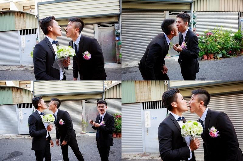 這幸福的開始 (台南婚禮記錄)(編號:155908) - 自由自在 - 結婚吧一站式婚禮服務平台