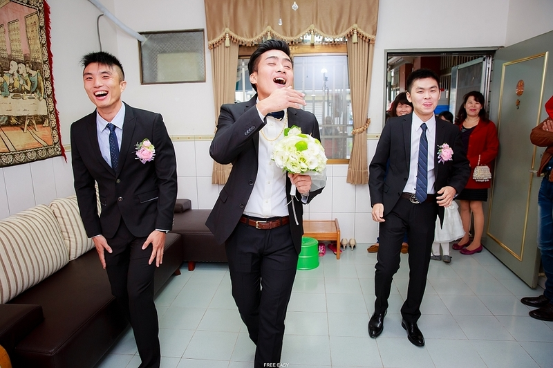 這幸福的開始 (台南婚禮記錄)(編號:155912) - 自由自在 - 結婚吧一站式婚禮服務平台