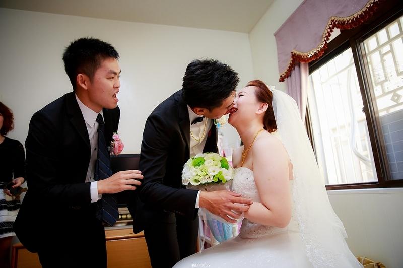 這幸福的開始 (台南婚禮記錄)(編號:155919) - 自由自在 - 結婚吧一站式婚禮服務平台