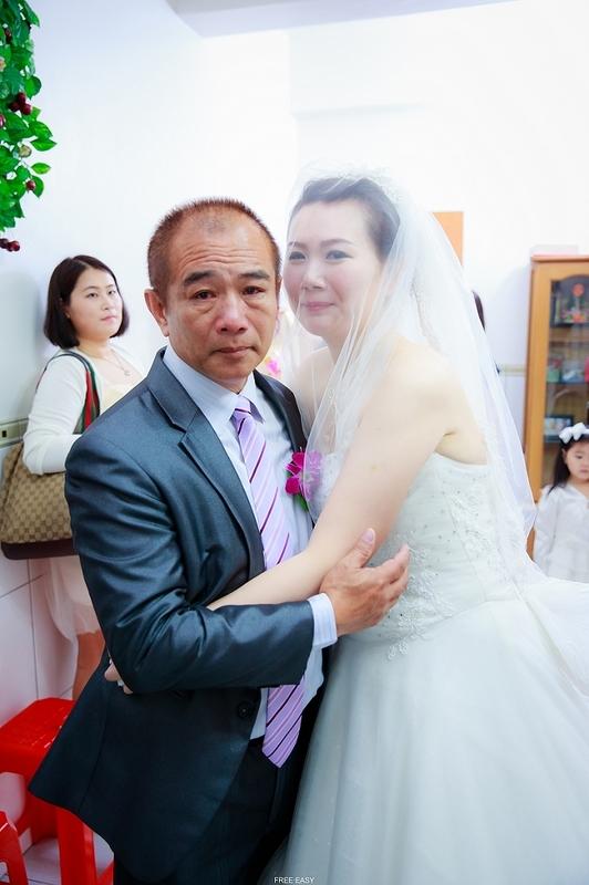 這幸福的開始 (台南婚禮記錄)(編號:155930) - 自由自在 - 結婚吧