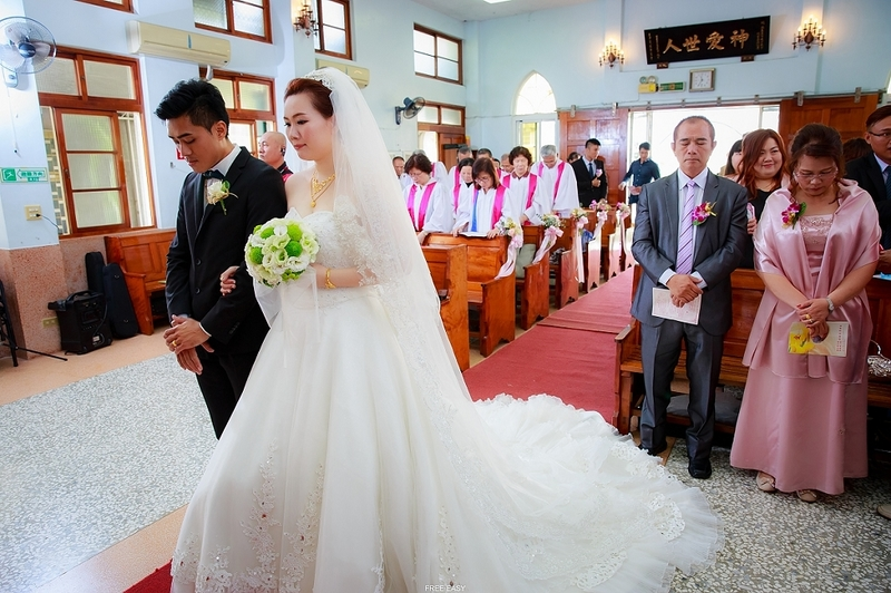 這幸福的開始 (台南婚禮記錄)(編號:155933) - 自由自在 - 結婚吧