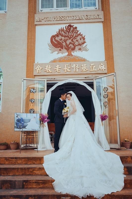 這幸福的開始 (台南婚禮記錄)(編號:155941) - 自由自在 - 結婚吧