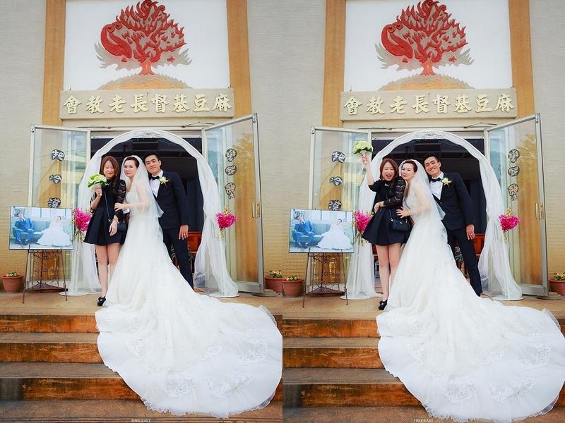 這幸福的開始 (台南婚禮記錄)(編號:155943) - 自由自在 - 結婚吧