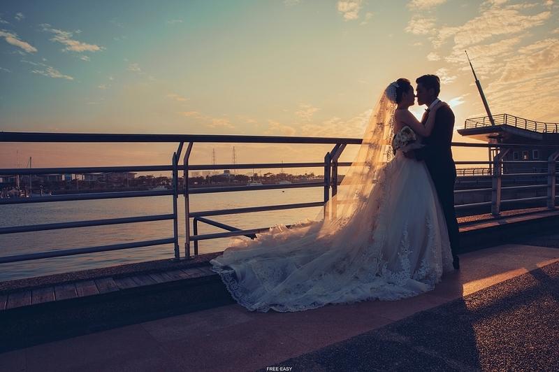 這幸福的開始 (台南婚禮記錄)(編號:155949) - 自由自在 - 結婚吧一站式婚禮服務平台
