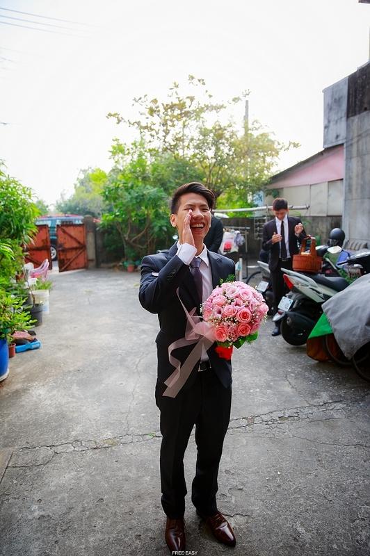 幸福就是愛上你 (台南婚禮記錄)(編號:155973) - 自由自在 - 結婚吧