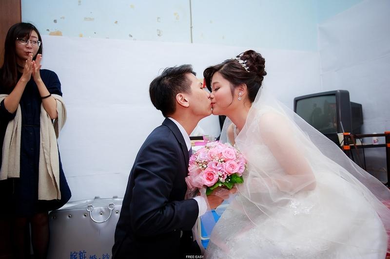 幸福就是愛上你 (台南婚禮記錄)(編號:155976) - 自由自在 - 結婚吧