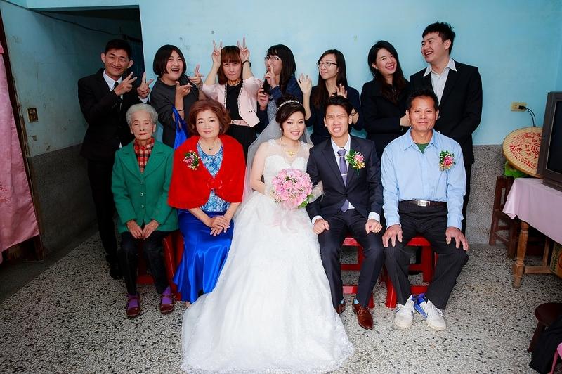 幸福就是愛上你 (台南婚禮記錄)(編號:155987) - 自由自在 - 結婚吧一站式婚禮服務平台
