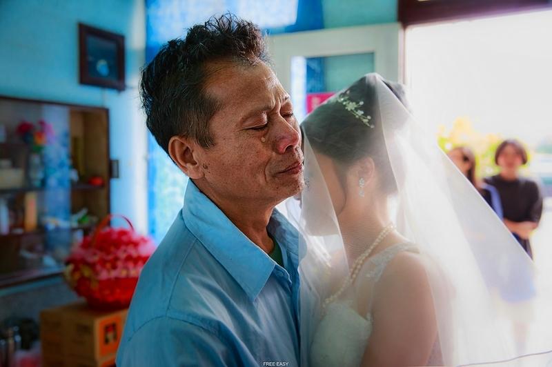 幸福就是愛上你 (台南婚禮記錄)(編號:155998) - 自由自在 - 結婚吧