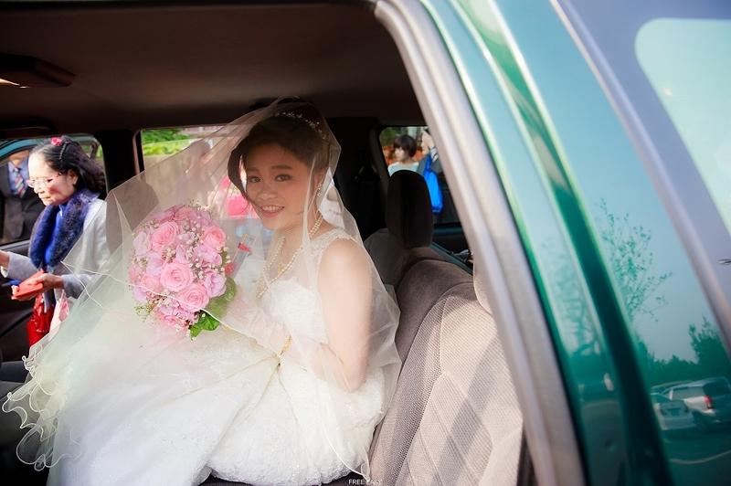 幸福就是愛上你 (台南婚禮記錄)(編號:156001) - 自由自在 - 結婚吧