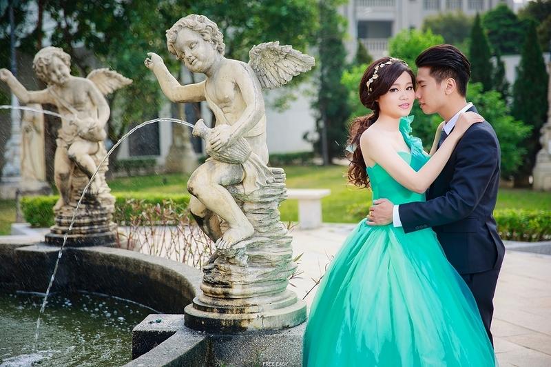 幸福就是愛上你 (台南婚禮記錄)(編號:156023) - 自由自在 - 結婚吧一站式婚禮服務平台