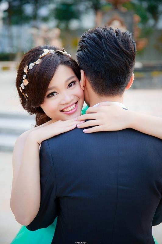 幸福就是愛上你 (台南婚禮記錄)(編號:156031) - 自由自在 - 結婚吧一站式婚禮服務平台