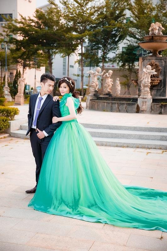 幸福就是愛上你 (台南婚禮記錄)(編號:156039) - 自由自在 - 結婚吧