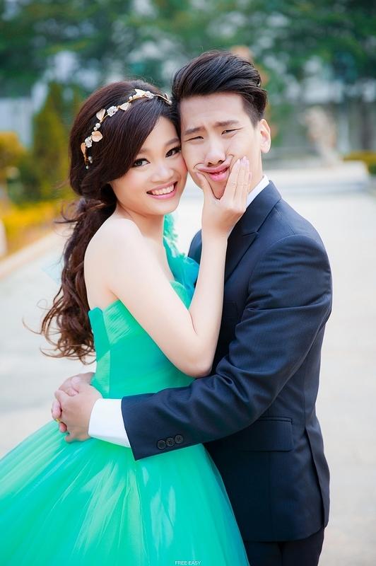 幸福就是愛上你 (台南婚禮記錄)(編號:156041) - 自由自在 - 結婚吧