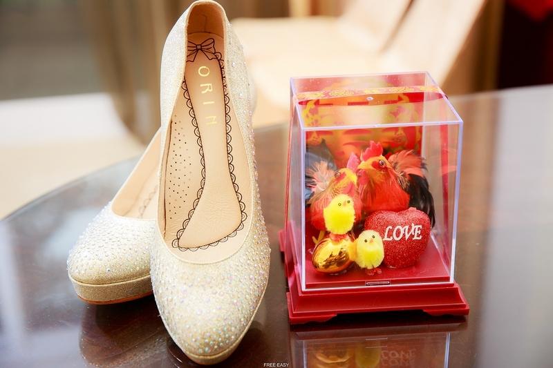 幸福了.我們 (台南婚禮記錄)(編號:156048) - 自由自在 - 結婚吧
