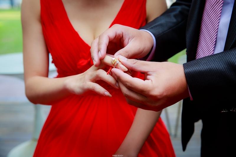 幸福了.我們 (台南婚禮記錄)(編號:156069) - 自由自在 - 結婚吧