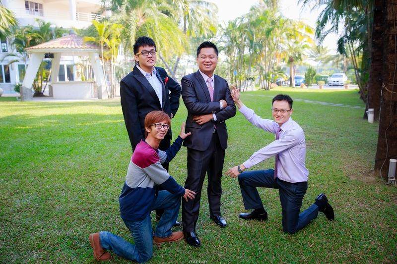 幸福了.我們 (台南婚禮記錄)(編號:156075) - 自由自在 - 結婚吧一站式婚禮服務平台