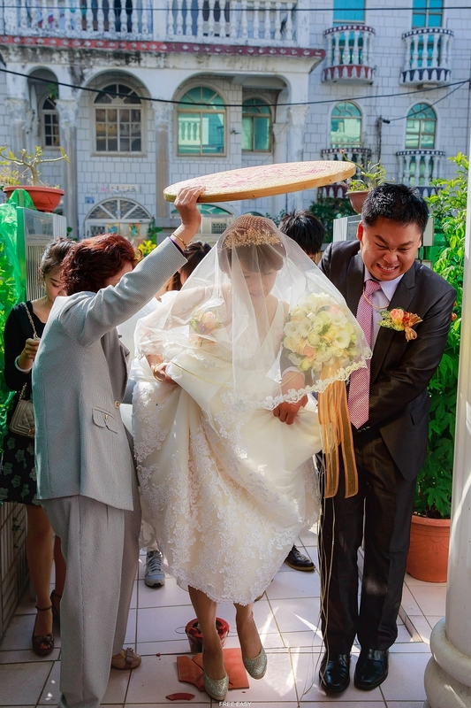 幸福了.我們 (台南婚禮記錄)(編號:156107) - 自由自在 - 結婚吧