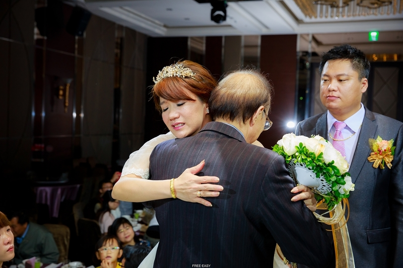 幸福了.我們 (台南婚禮記錄)(編號:156116) - 自由自在 - 結婚吧