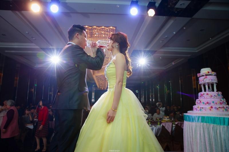 幸福了.我們 (台南婚禮記錄)(編號:156120) - 自由自在 - 結婚吧一站式婚禮服務平台