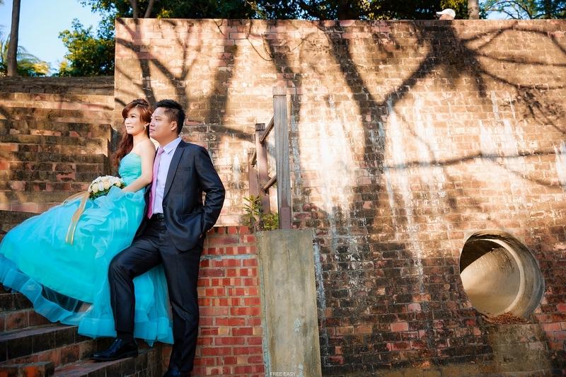 幸福了.我們 (台南婚禮記錄)(編號:156135) - 自由自在 - 結婚吧