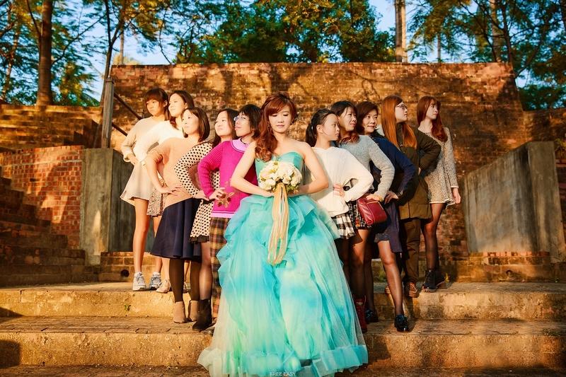 幸福了.我們 (台南婚禮記錄)(編號:156143) - 自由自在 - 結婚吧